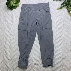 The North Face Tech Capri Pants in Pache Grey Sz 2